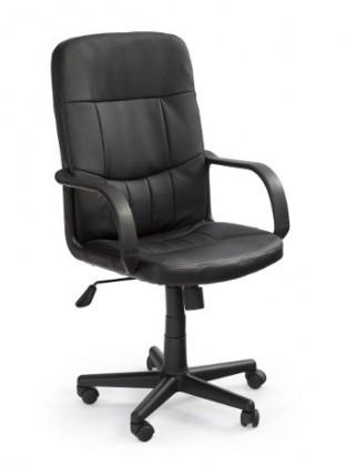 kancelářská židle Denzel - Kancelářské křeslo (černá)