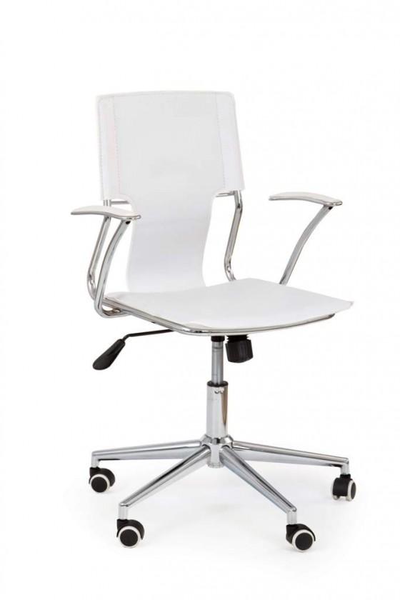 kancelářská židle Derby (Bílá)