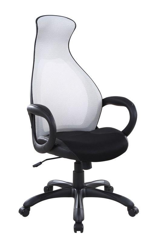 kancelářská židle Dolphin (Černo-šedá)