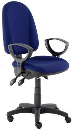 kancelářská židle Dona - s područkami P20 (potah - látka)