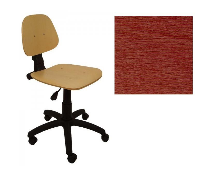 kancelářská židle Eko (mahagon)