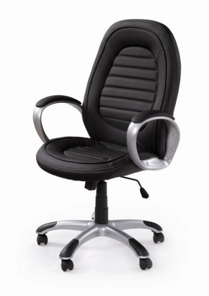kancelářská židle Elipso (Černá)
