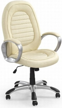 kancelářská židle Elipso (krémová)