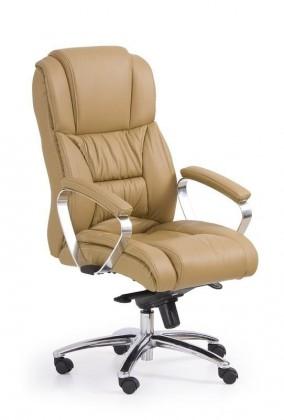 kancelářská židle Foster - Křeslo kancelářské, nosnost 102 kg (béžová)