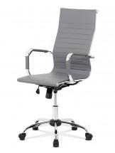 Kancelářská židle Gisela šedá