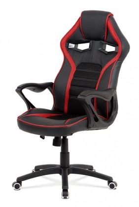 kancelářská židle Herní židle Avatar červená