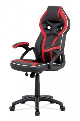 kancelářská židle Herní židle Cheater červená