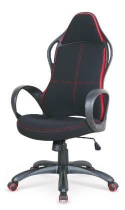 kancelářská židle Herní židle Easygamer černá, červená