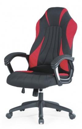 kancelářská židle Herní židle Experience černá, červená