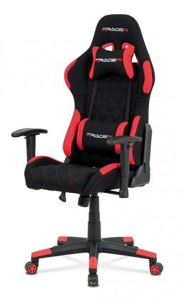 kancelářská židle Herní židle Powergamer červená