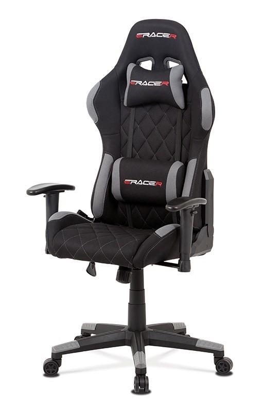 kancelářská židle Herní židle Powergamer šedá