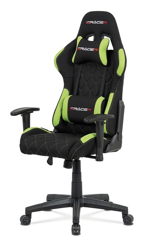 kancelářská židle Herní židle Powergamer zelená