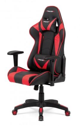 kancelářská židle Herní židle Wiper červená