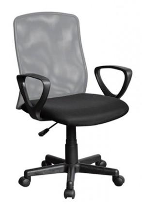 kancelářská židle Kancelářská židle Alex (černošedá)
