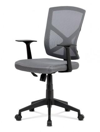 kancelářská židle Kancelářská židle Clara šedá