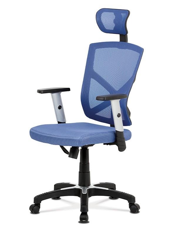 kancelářská židle Kancelářská židle Dalila modrá