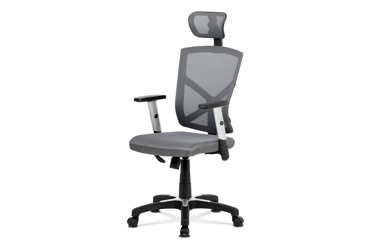 kancelářská židle Kancelářská židle Dalila šedá