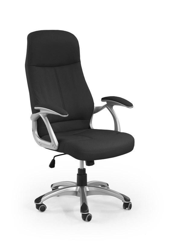 kancelářská židle Kancelářská židle Edison (černá)