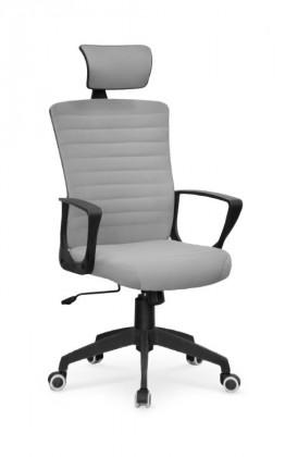 kancelářská židle Kancelářská židle Emma, šedá