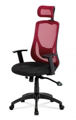 kancelářská židle Kancelářská židle Karina červená