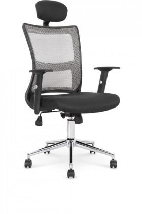 kancelářská židle Kancelářská židle Marta, černá, šedá