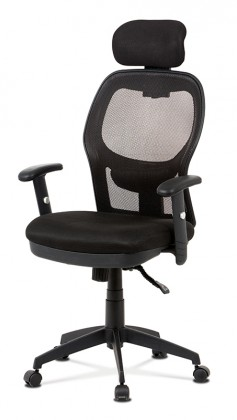 kancelářská židle Kancelářská židle Nora černá