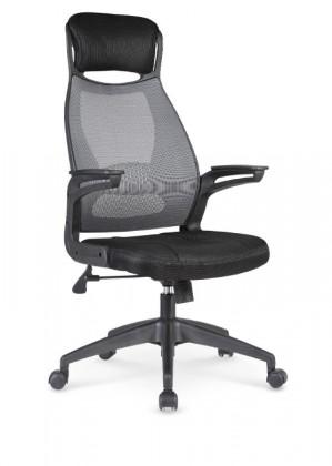 kancelářská židle Kancelářská židle Regina, černá, šedá