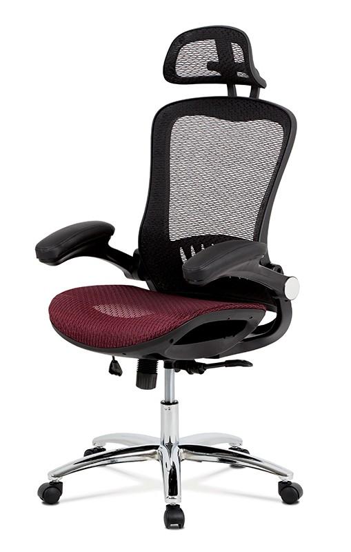 kancelářská židle Kancelářská židle Renée červená