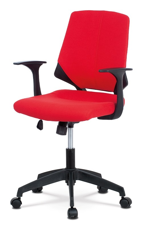 kancelářská židle Kancelářská židle Sabina červená