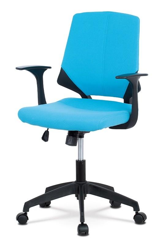 kancelářská židle Kancelářská židle Sabina modrá