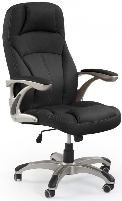 kancelářská židle Kancelářské křeslo Carlos, černá