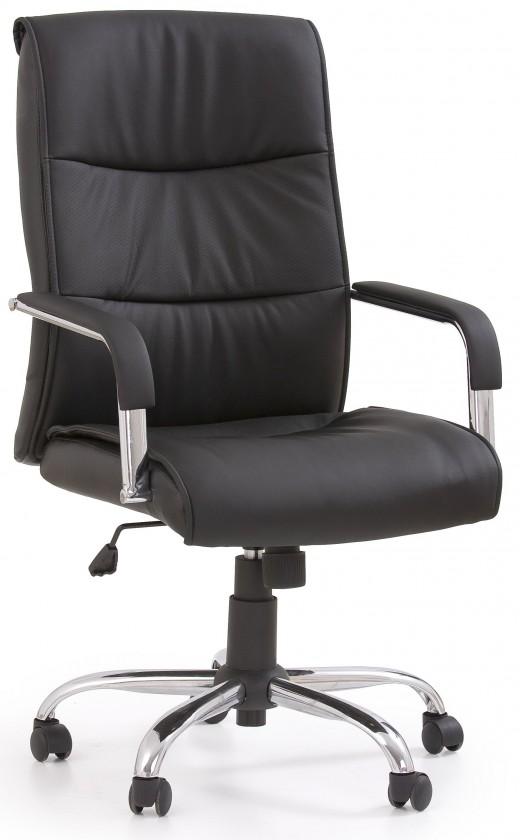 kancelářská židle Kancelářské křeslo Hamilton, černá