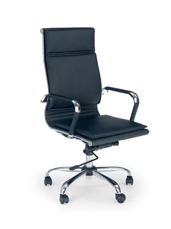 kancelářská židle Kancelářské křeslo Vincent, černé