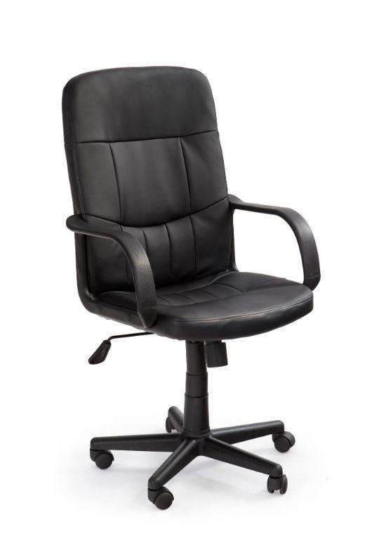 kancelářská židle Kancelářské křeslo Waldemar, černé