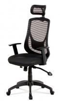 Kancelářská židle Karina černá