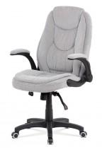 Kancelářská židle Kristen stříbrná