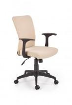 Kancelářská židle Laila, béžová