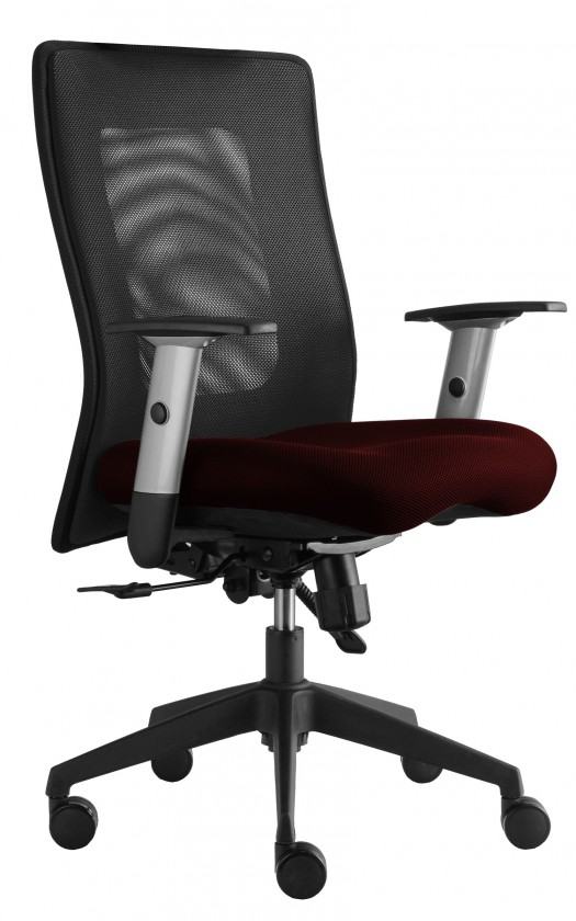 kancelářská židle Lexa (alcatraz 32, sk.3)