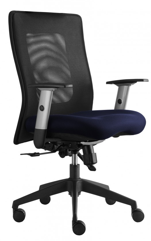 kancelářská židle Lexa (alcatraz 9, sk.3)