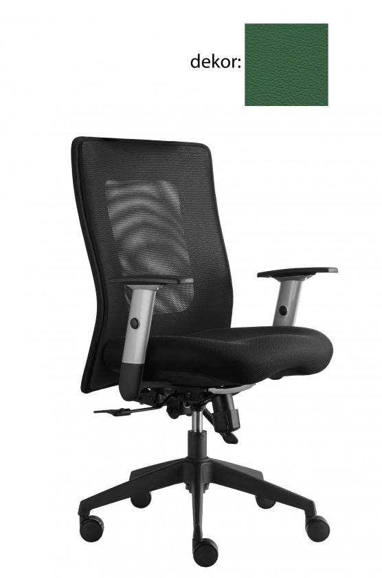 kancelářská židle Lexa (kůže 161, sk.5)