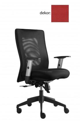kancelářská židle Lexa (kůže 163, sk.5)