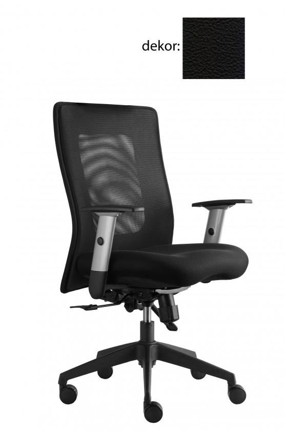 kancelářská židle Lexa (kůže 176, sk.5)