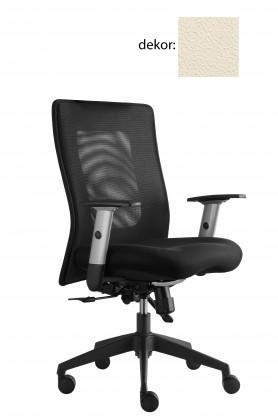 kancelářská židle Lexa (kůže 300, sk.5)