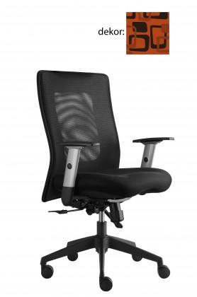 kancelářská židle Lexa (norba 76, sk.4)