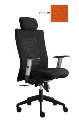 kancelářská židle Lexa s podhlavníkem (bondai 3012, sk.2)