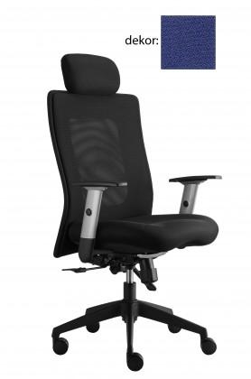 kancelářská židle Lexa s podhlavníkem (bondai 6016, sk.2)