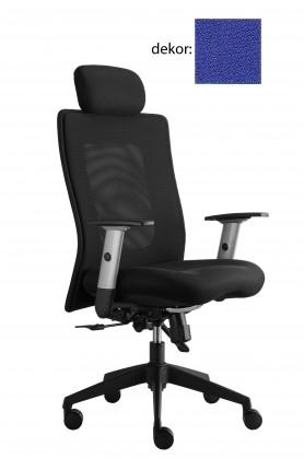 kancelářská židle Lexa s podhlavníkem (bondai 6071, sk.2)