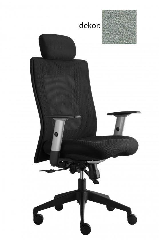 kancelářská židle Lexa s podhlavníkem (bondai 8078, sk.2)