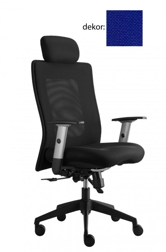 kancelářská židle Lexa s podhlavníkem (favorit 6, sk.1)