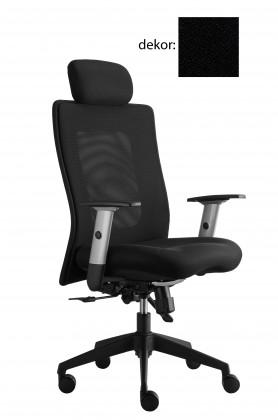 kancelářská židle Lexa s podhlavníkem (fill 9, sk.1)